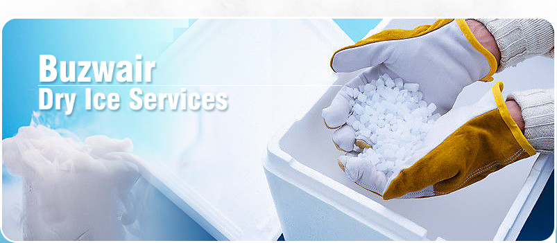 Buzwair Dry Ice Services